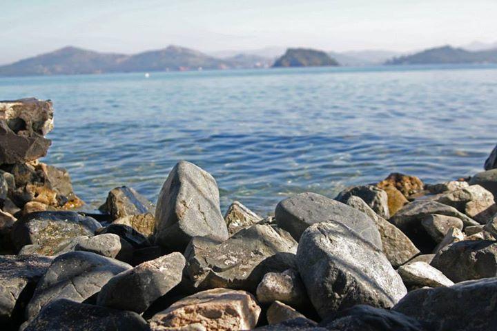 Captivating view from Parola Island