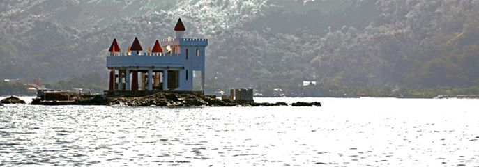 White Castle Island.  Photo credits to Zel Manalang